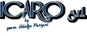logo Icaro s.r.l. by geometra Adolfo Parzani